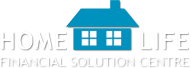 Home Life Financial Solution Centre Logo